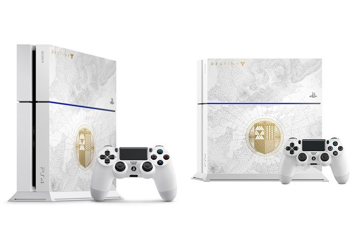 PlayStation 4 Limited Edition Destiny The Taken King