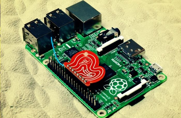 Rapid Radio Transforms Your Raspberry Pi
