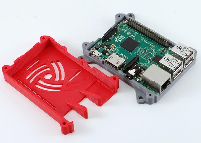 Raspberry Pi 2 VESA Mount Case