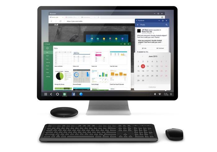 Remix Android Based Mini PC