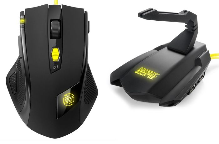 Shark Zone M51+ Gaming Mouse