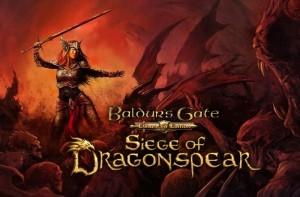 New Baldur's Gate Expansion Siege of Dragonspear Announced (video)