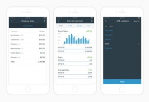Square iOS Business DashBoard App Tracks Sales In Real Time