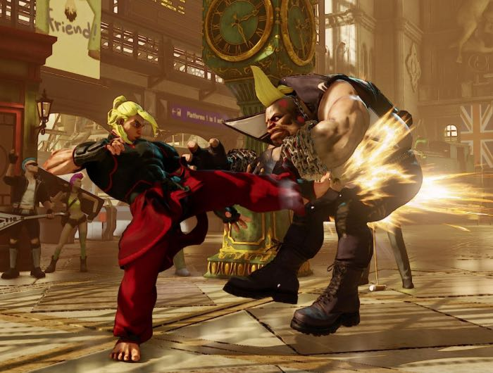 Street Fighter V, Ken Returns