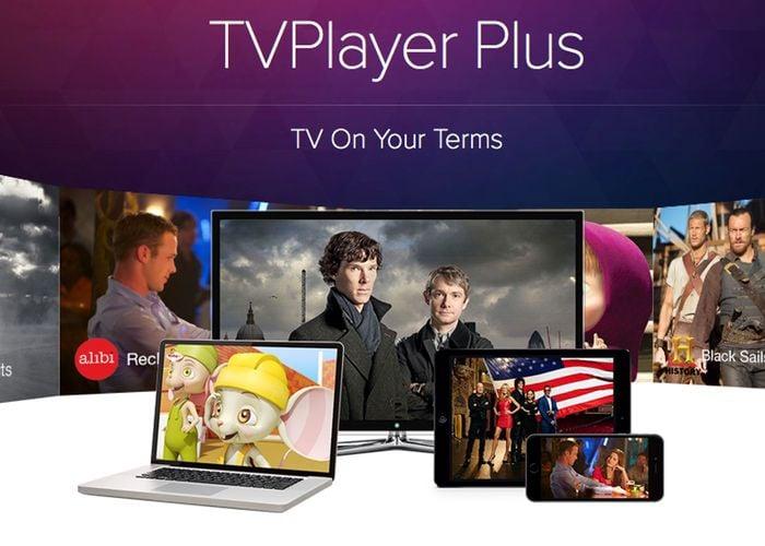 TVPlayer Plus App