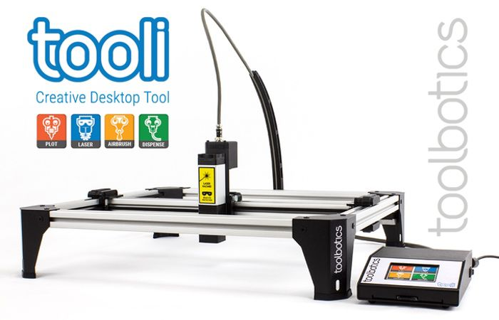 Tooli Modular CNC Machine
