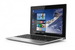 Toshiba Satellite Click 10 Windows 10 Tablet Preparing To Launch
