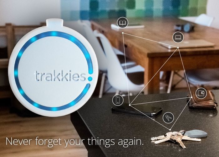 Trakkies Personal Property Tracker