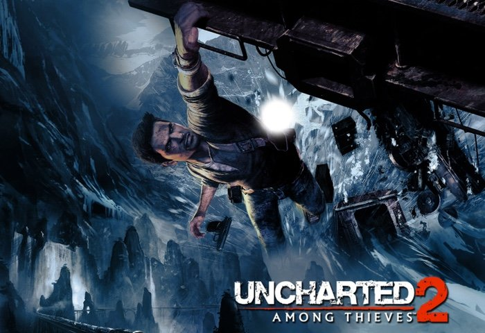 Uncharted 2 PS4 remastered