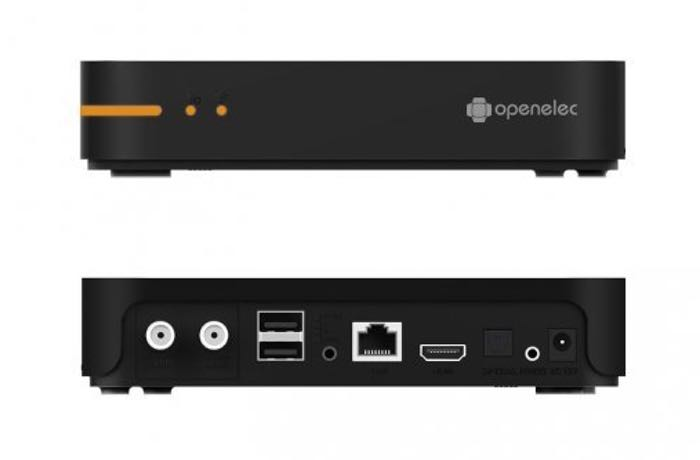 WeTek OpenELEC Box Media Centre-2