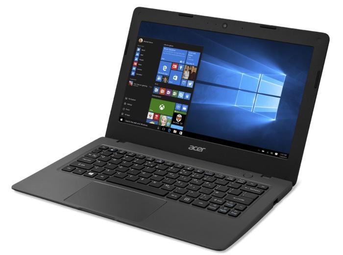 Windows 10 Acer Aspire One Cloudbook