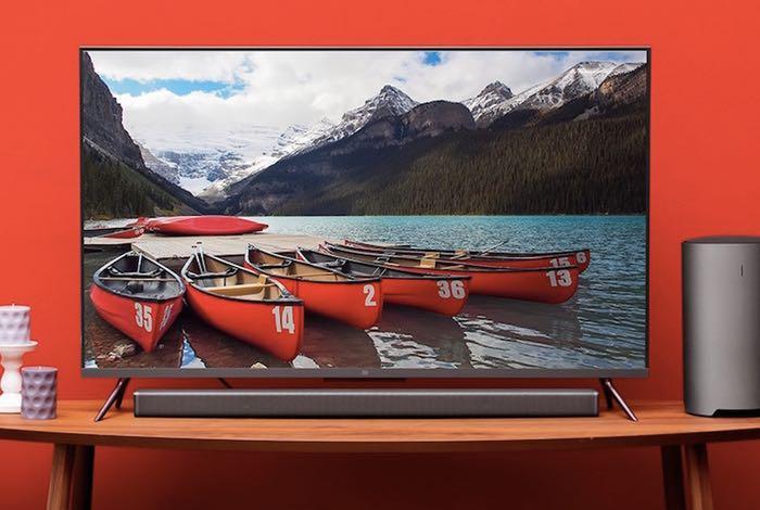 Xiaomi 4K Ultra HD TV
