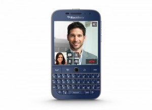 Limited Edition Cobalt Blue BlackBerry Classic Announced