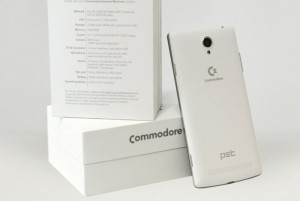 Commodore is back as a 5.5-inch smartphone