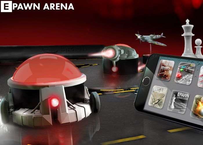 ePawn Arena Connected Gaming Board