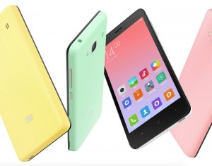 Xiaomi to Launch Redmi 2 in Brazil Next Week