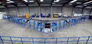 Facebook's Aquila Solar Powered Plane Shown Off