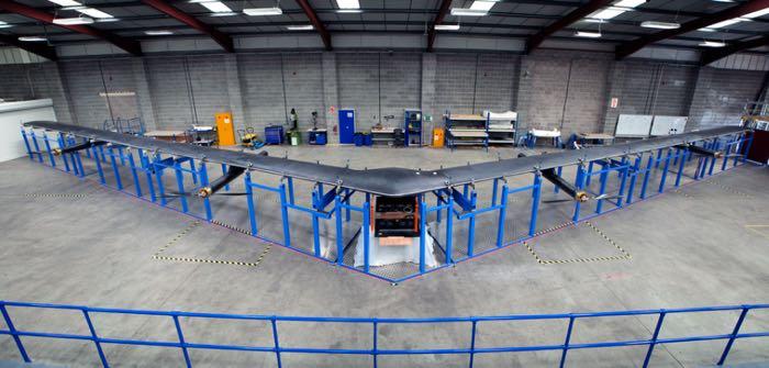 facebook solar plane