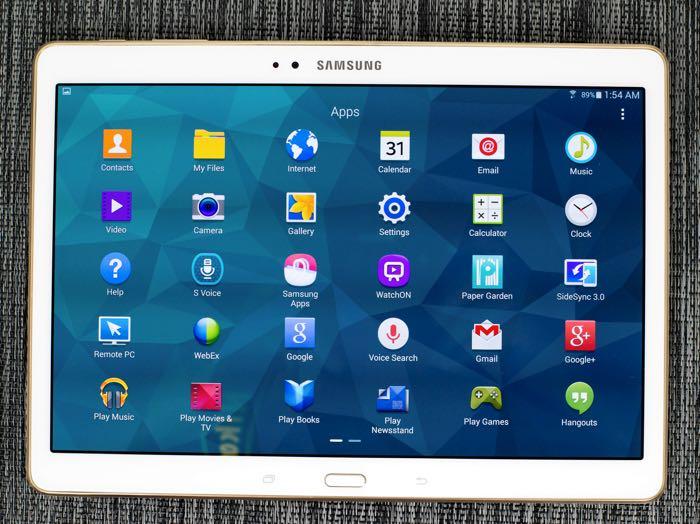 Samsung Galaxy S Tab Pro