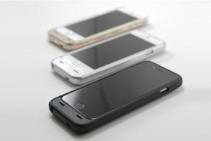 ZUKE iPhone 6 Wireless Charging Battery Case (video)