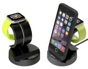 Apple Watch And iPhone 6 Wireless Charging Dock (video)