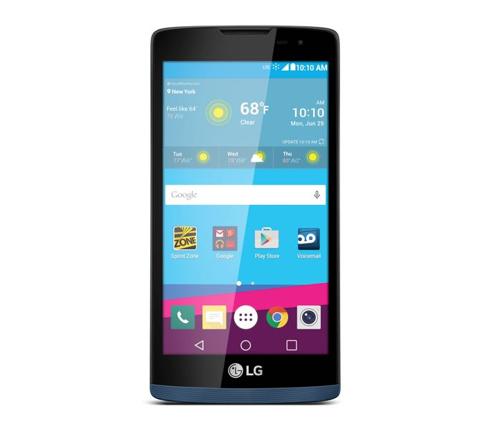 LG Tribute 2 Launched On Sprint