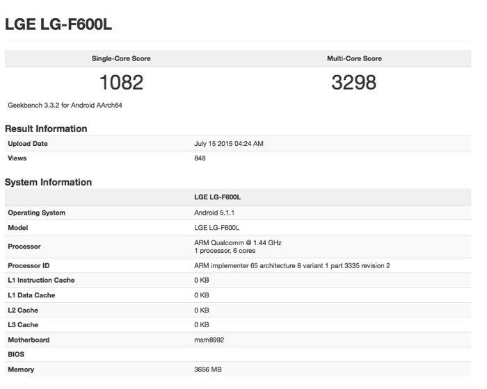 新LG Nexus智能手机配置