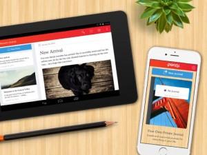 Penzu Pro Digital Journal