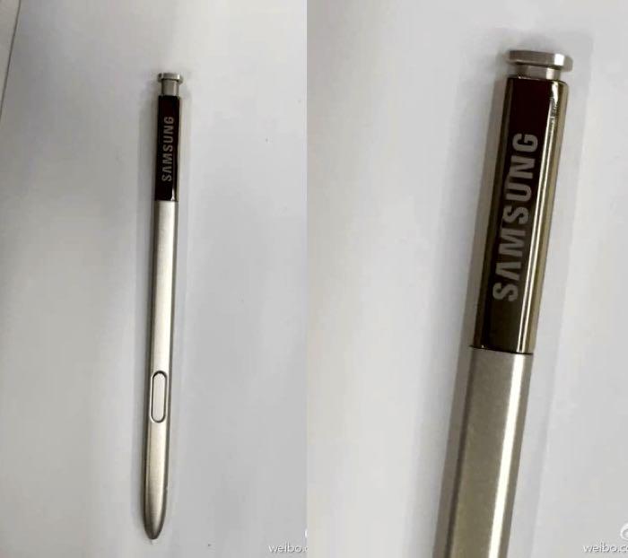 Note 5 S Pen