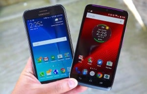Galaxy S6 Active Takes On The Droid Turbo (Video)