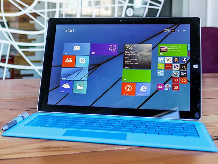 microsoft surface 3 lte headed to at t soon. Black Bedroom Furniture Sets. Home Design Ideas