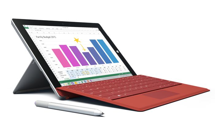 Surface 3 LTE