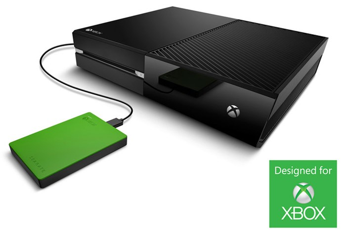 2TB Seagate Game Drive For Xbox