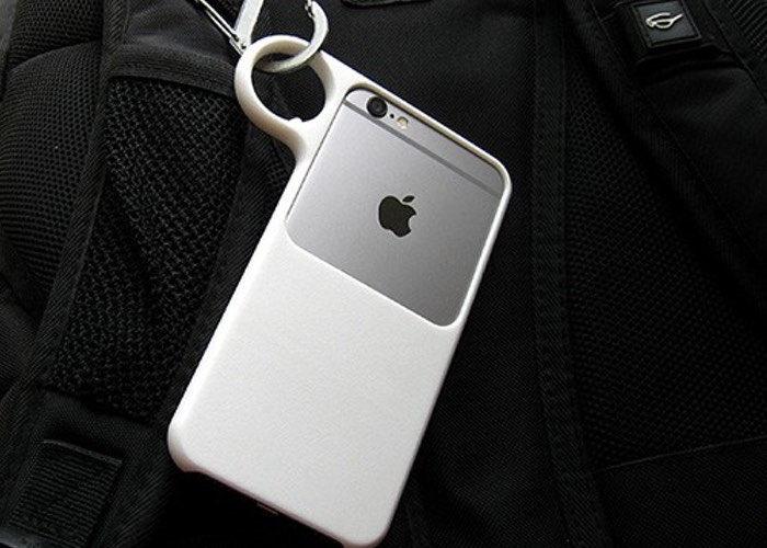 3D Printed iPhone 6 Case