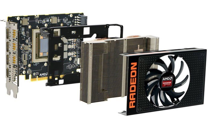 AMD R9 Nano Graphics Card Designed For Smaller PCs