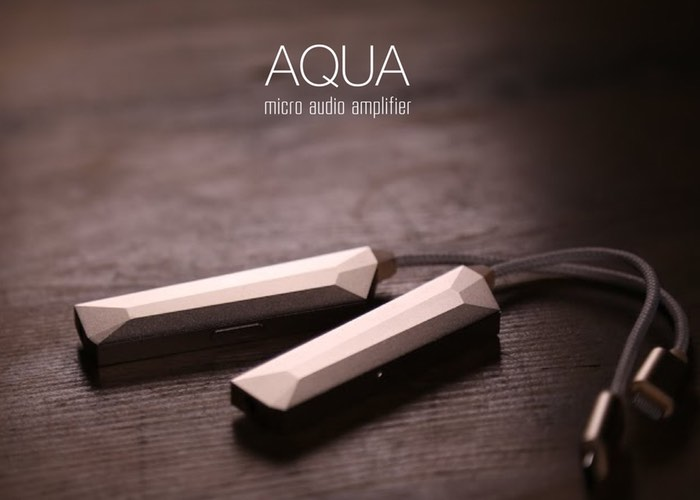 AQUA Super Light Headphone Amplifier