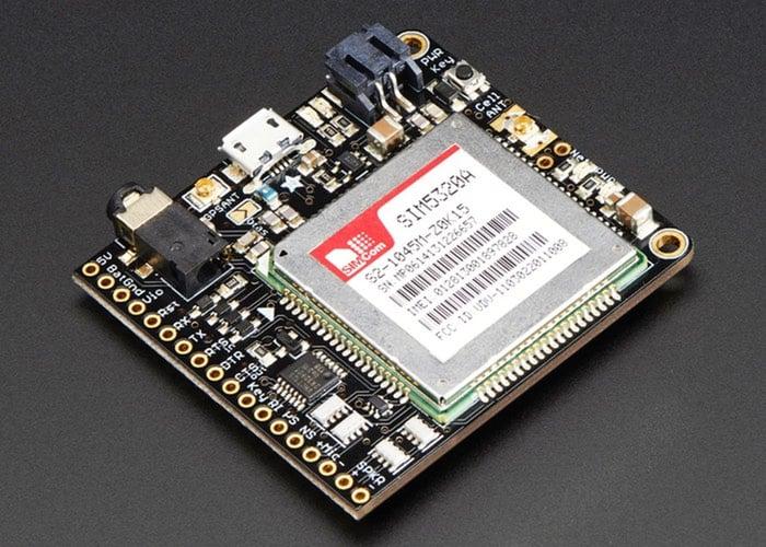 Adafruit FONA 3G Cellular Breakout Board