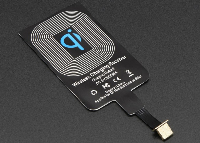 Adafruit Lightning Connector Qi Wireless Charging Module