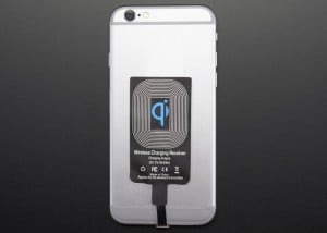 Adafruit Lightning Connector iPhone Qi Wireless Charging Module