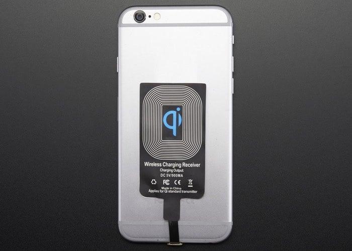 Adafruit Lightning Connector Qi Wireless Charging Module