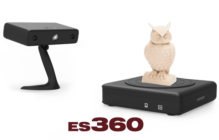 Afinia ES360 Desktop 3D Scanner