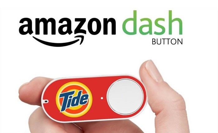 Amazon Dash Button Hacked To Serve Other Purposes (video)