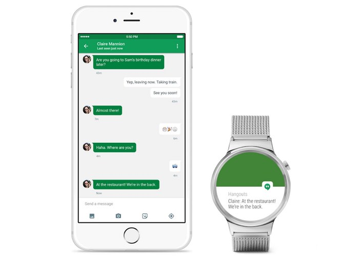 Android Wear Now Supports iOS Devices