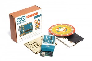 Arduino Basic Kit Lets You Create 15 Digital Projects