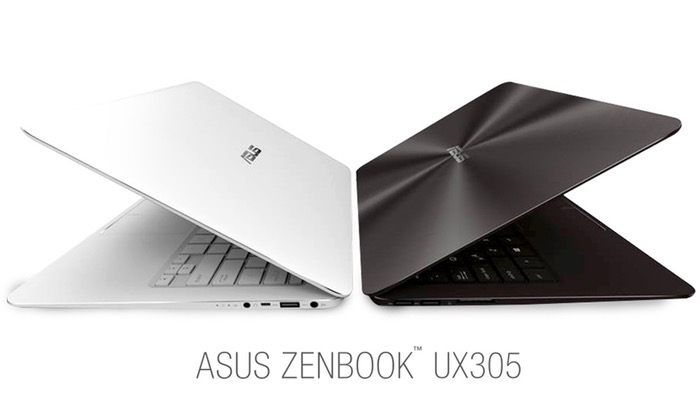 Core M Skylake Processors Fitted To Next Generation Asus Zenbook UX305 Systems
