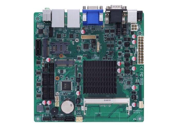 Axiomtek MANO842 Mini-ITX board