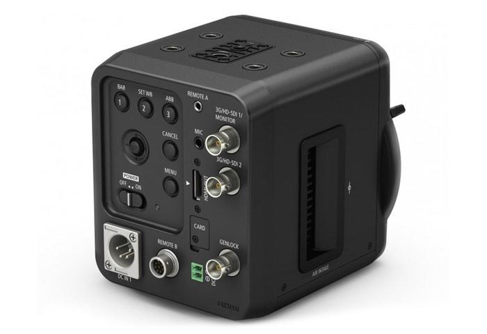 Canon ME20F-SH Full-Frame Camera
