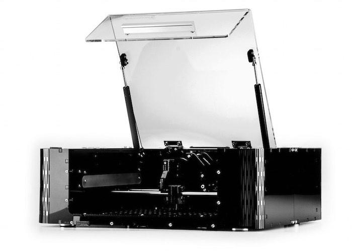 Cartesian Argentum Circuit Printer
