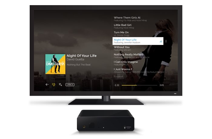 Cloud Media Popcorn Hour A-500 Pro Media Player