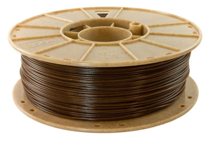 New Coffee 3D Printing Filament Introduced By 3Dom (video)